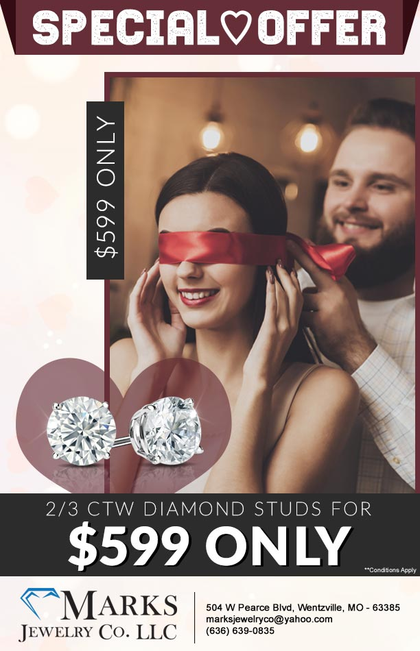 Special Offer on Stud Earrings