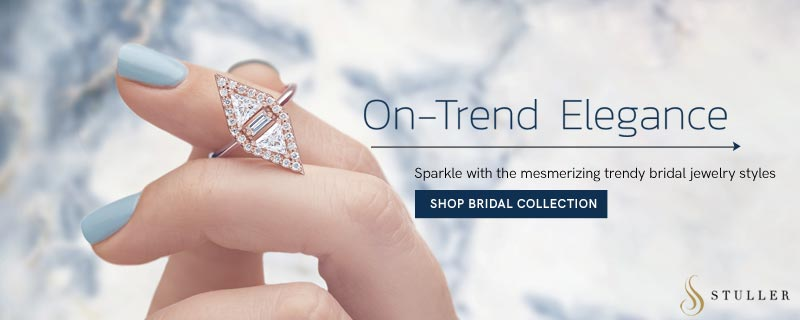 Bridal Jewelry Collection At Marks Jewelry Co.